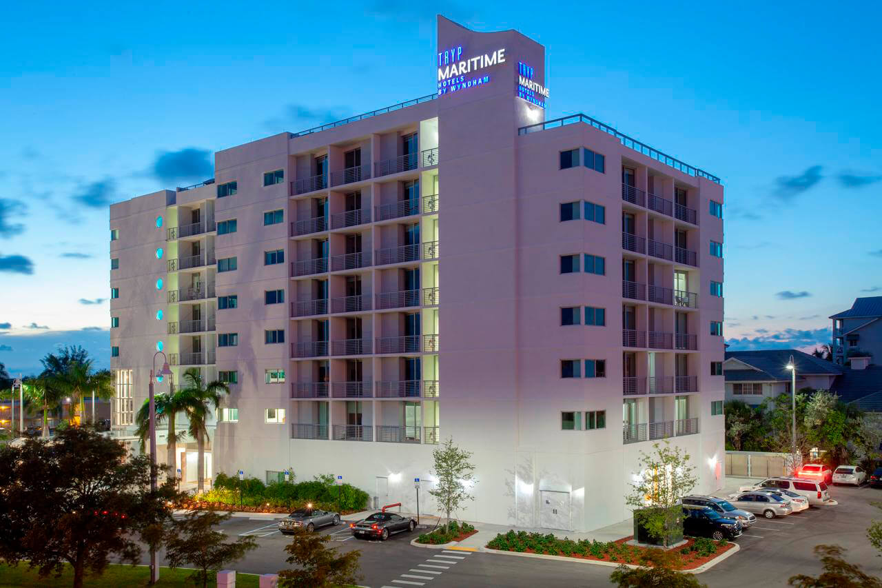 Tryp Maritime Ft Lauderdale